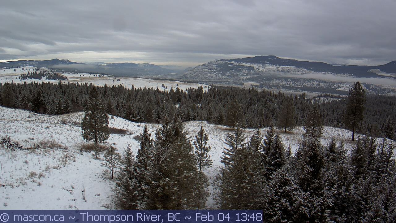 Webcam Thompson River